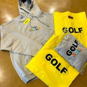 GOLF WANG Tyler The Creator Brand new hoodie sz L